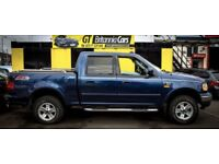 FORD F150 - LOW MILEAGE - LEFT HAND DRIVE