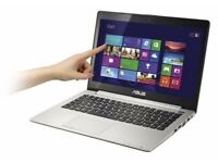 Latest TouchScreen Windows 10 Asus 14.1 Inch Laptop, Full Aluminium Body, Full Microsoft Office HDMI