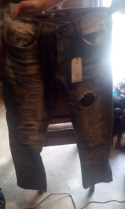 Jeans neuves pour homme
