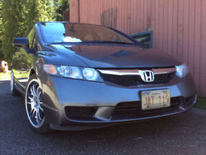 85 000 KM 2011 HONDA CIVIC DX-G