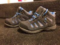 New Karrimor waterproof breathable boots size 1