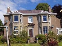Spacious 3 bed, 2 floor flat for rent in Banchory, Ramsay Road