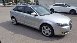 2007 Audi A3 2.0 t  wagon /hatch  6995.00 plus hst and lic.