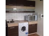 Perfect studio flat with kitchen and bathroom