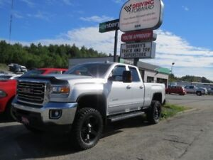 2016 GMC Sierra 2500HD Ext