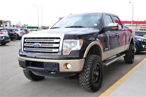 2013 F-150//LOADED//ECO BOOST//AFTERMARKET RIMS//LOW KM