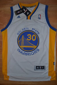 NEW w tags Stephen CURRY All Embroidered jersey