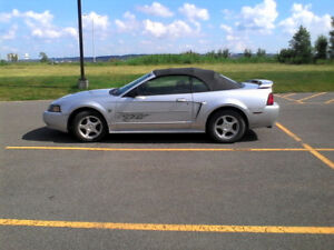 2004 Ford Mustang V6 3,9L Cabriolet Édition 40e anniversaire
