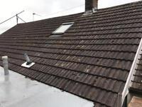 Roof tiles/hard core