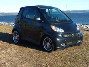 2013 Smart Fortwo Brabus Cabriolet