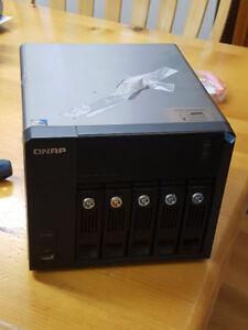 QNAP TS-459 Pro+ 5 Bay