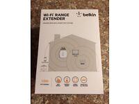 Belkin Wi-Fi Range Extender - N300
