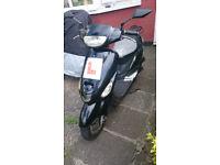 BTM Baotian bt50qt-9 50cc moped scooter