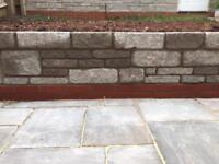 Shearstone walling ideal for garden landscaping