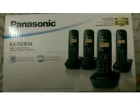Panasonic KX-TG1614eh (NEW) (can accept reasonable offer)