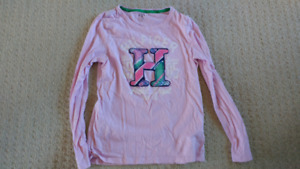 Kids Tommy Hilfiger long sleeve top size large