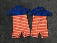 Age 12/18 months uv swimsuits