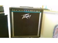 Peavey Basic 60 Bass Amp - Original American bass amplifier in v. good condition