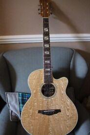 Lindo Electro Acoustic Guitar - Gorgeous