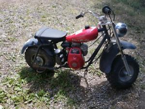 Baja with honda engine