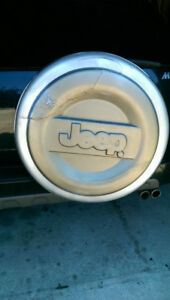 Jeep Spare Tire Hard Cover