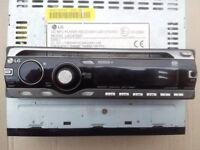 LG Car Audio unit AUX