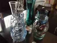 Bundle of vases