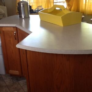Spacious kitchen Island for sale