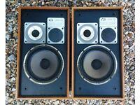 Wharfedale Linton 3XP (vintage 3 way speakers)