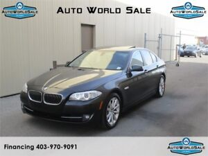 2013 BMW 528 Xdrive -AWD|NAVI /360 CAMERAS /3M Protection