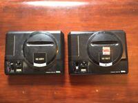 2 Sega mega drive/spares and repairs