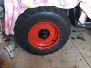 Want ATV Front Rims