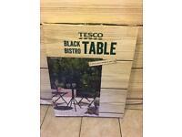 Brand new Garden Bistro table