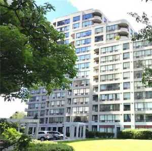 Beautifully Reno'd 2+1 Bedroom Layout Suite Located At Yonge St