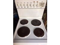 Hotpoint Freestanding 4 Ring Cooker