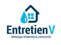 Services de nettoyage et entretien résidentiel – commercial