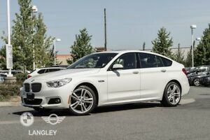 2013 BMW 535i xdrive gran turismo Technology Package and M Sport