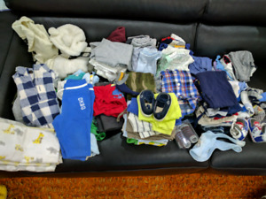 Baby Boy's clothes for sale