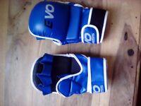 Evo Fitness MMA sparring gloves. 6 oz.
