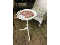 Ditsy Small Sidetable