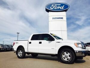 2011 Ford F-150 4x4, Crew Cab, Ecoboost