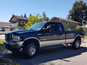 2003 Ford F-350 Diesel Super Duty Crew/Extended Cab