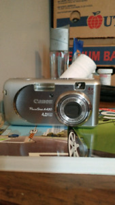 Digital Camera with 4x Optical Zoom