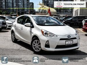 2014 Toyota Prius c Upgrade Package One Owner