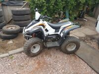 100cc quad for kids and adults