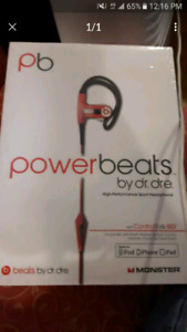 Powerbeats headphones