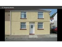 2 bed house for rent Merthyr vale