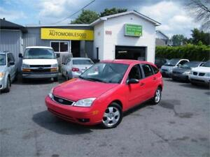 2006 FORD FOCUS ZX5 ,AUTOMATIQUE , AIR CLIMATISÉ