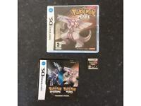 Pokemon pearl version for Nintendo 3ds/ ds