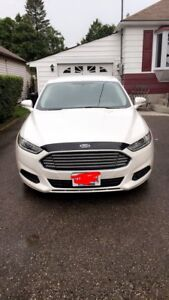 2016 Ford Fusion Turbo 2.0L 4-Cyl LOW KMS!